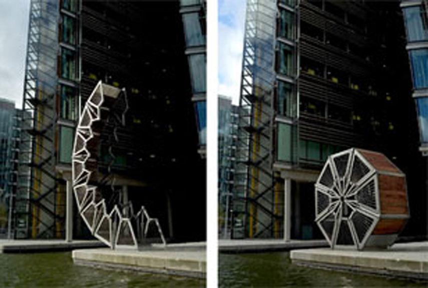 The world 39 s 18 strangest bridges gallery for Design bridge london