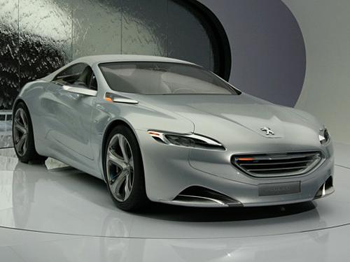 Luxury Vehicle: Top 10 High-Tech Luxury Cars At The 2010 Geneva Motor Show