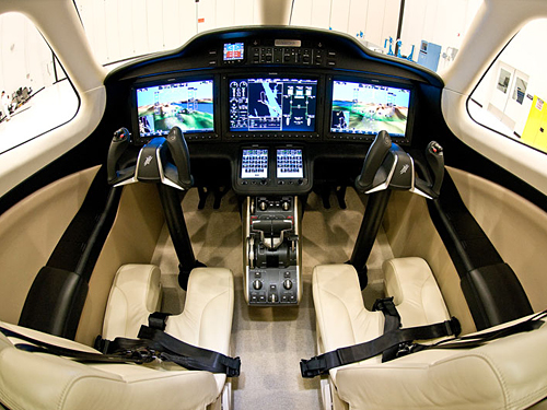 HondaJet Private Airplane  Can Honda Bring CorporateStyle Jet Travel To The