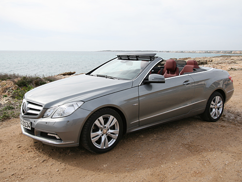 2011 mercedes benz e class convertible cabriolet review for Mercedes benz e350 cabriolet