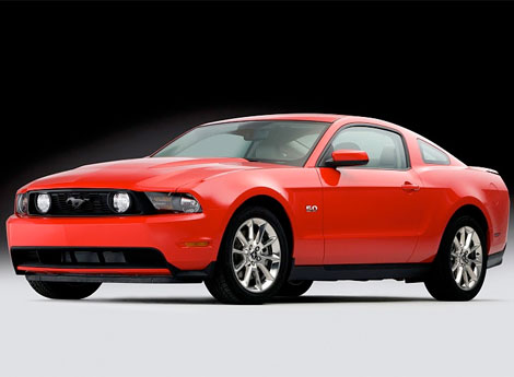 Mustang GT 50 Returns in 2011 After 10Year Hiatus