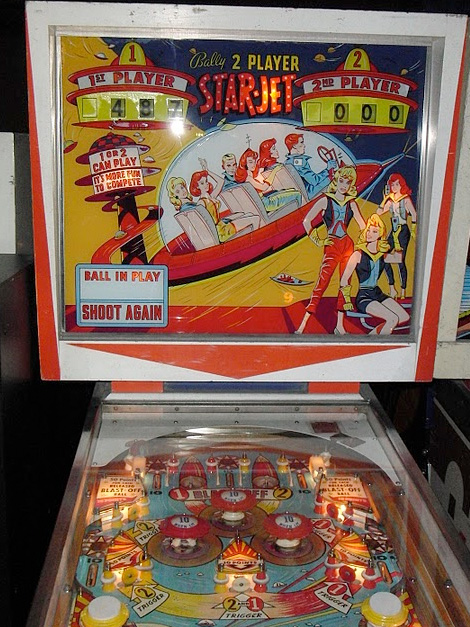top 17 science fiction themed pinball machines