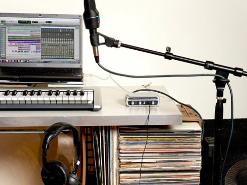 How to set up the ultimate desktop recording studio for House music set