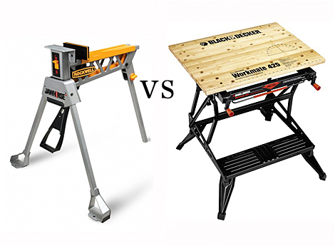 Jawhorse And Workmate Portable Workbench Reviews