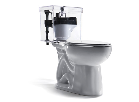 the tightwad toilet - New Home Technologies