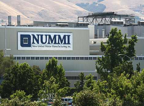 Goodbye To Nummi How A Manufacturing Plant Changed The