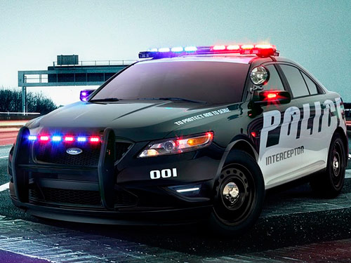 Built in Chicago the Ford Police Interceptor is based on the new Ford Taurus. The 2012 model will no longer be available with a V8 engine. & 5 New Police Cars to Replace the Ford Crown Victoria - Cop Cars markmcfarlin.com