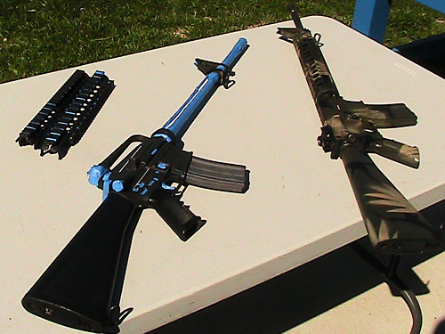 how to paint a rifle how to camouflage a rifle. Black Bedroom Furniture Sets. Home Design Ideas