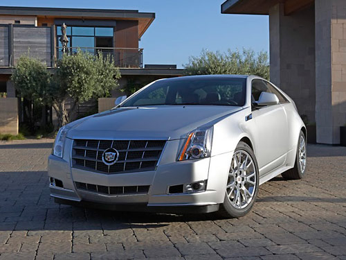 Cadillac CTS Review  Specs of 2011 Cadillac CTS Coupe