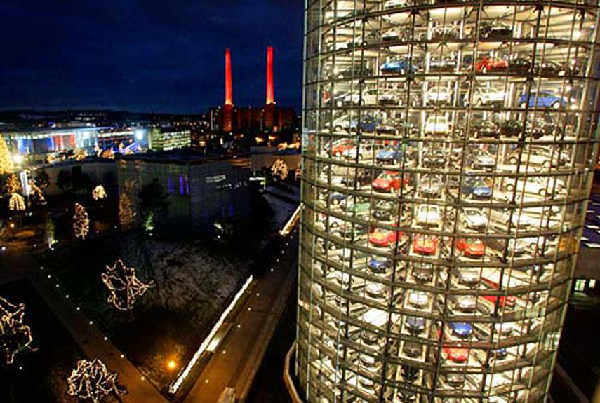 The World's 18 Strangest Parking Garages - Parking Garage ...