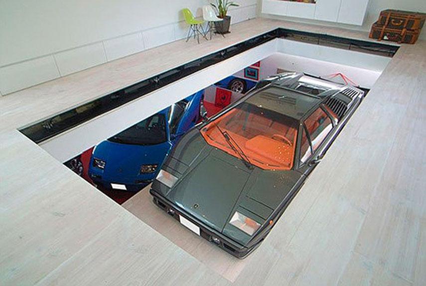 The World\'s 18 Strangest Parking Garages - Parking Garage Design