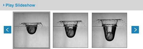 Pool Splash Cannonball physics of a cannonball splash - how to make the biggest splash