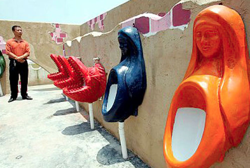 2 World  39 s Largest Restroom. The World  39 s 18 Strangest Bathrooms   Design and Architecture Bathrooms