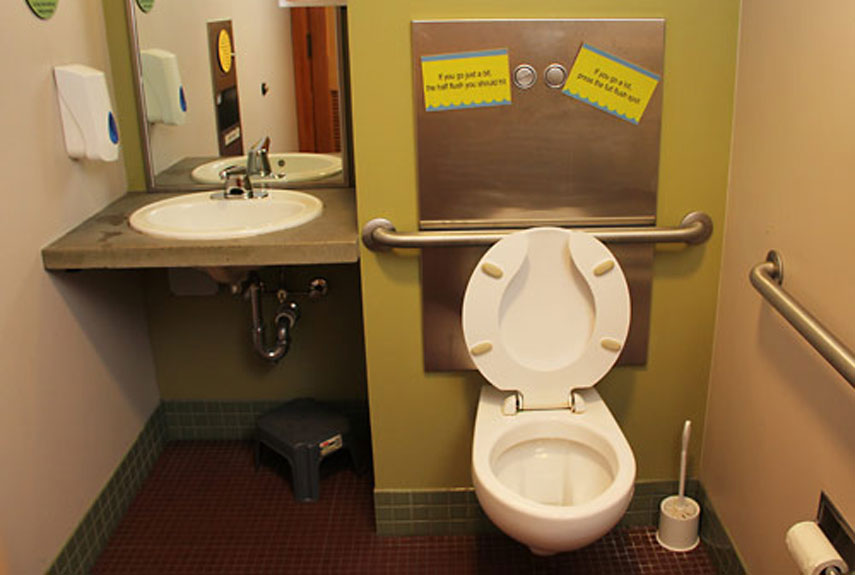 Bathroom Stalls In Other Countries the world's 18 strangest bathrooms - design and architecture bathrooms