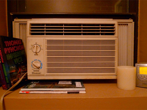 Air condition installation how to install a window ac unit for Window unit ac