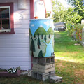 Rain Barrel Water Quality Tips Tips On How To Safely