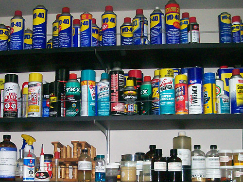 Wd 40 oil alternatives the case against wd 40 Motor oil shelf life