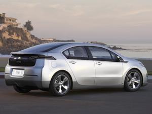 Chevrolet Volt 2010 Breakthrough Product Awards
