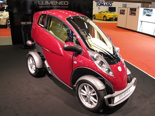 Ugly Electric Vehicle Pictures World S Ugliest Electric Vehicles