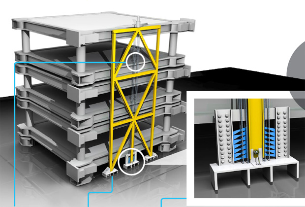Earthquake-Resilient Building Frame - Breakthrough Award Innovator