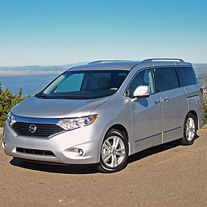 2011 nissan quest review nissan quest test drive autos post. Black Bedroom Furniture Sets. Home Design Ideas