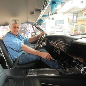 Jay Leno Upgrades Classic Cars Jay Leno On Restomodding