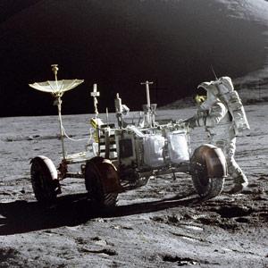 NASA LRV 40th Anniversary - Apollo Lunar Roving Vehicle