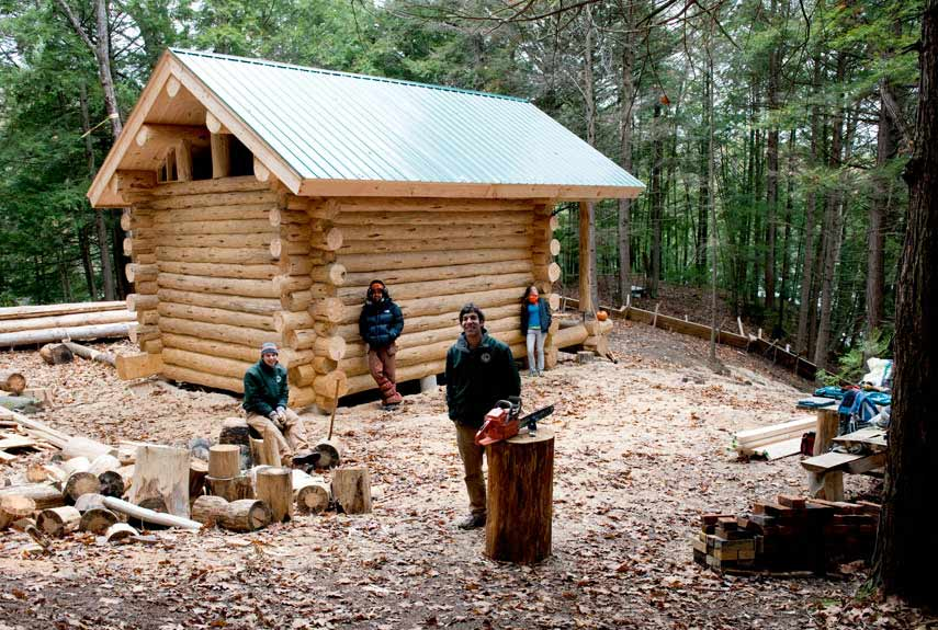 Do You Want To Build Log Cabin Homes Consider These