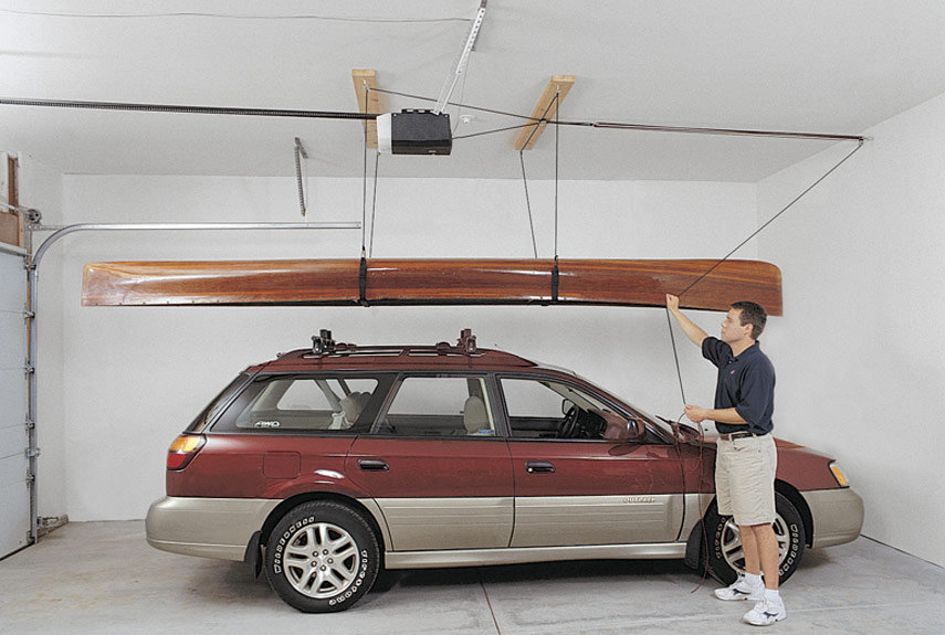 Diy Kayak Storage Garage 2017 2018 Best Cars Reviews