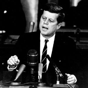 NASA's Manned Space Program - President John F. Kennedy