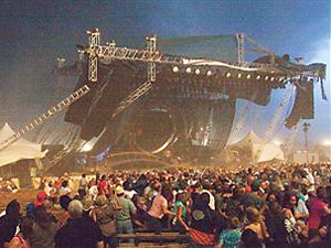 Why Are So Many Concert Stages Collapsing