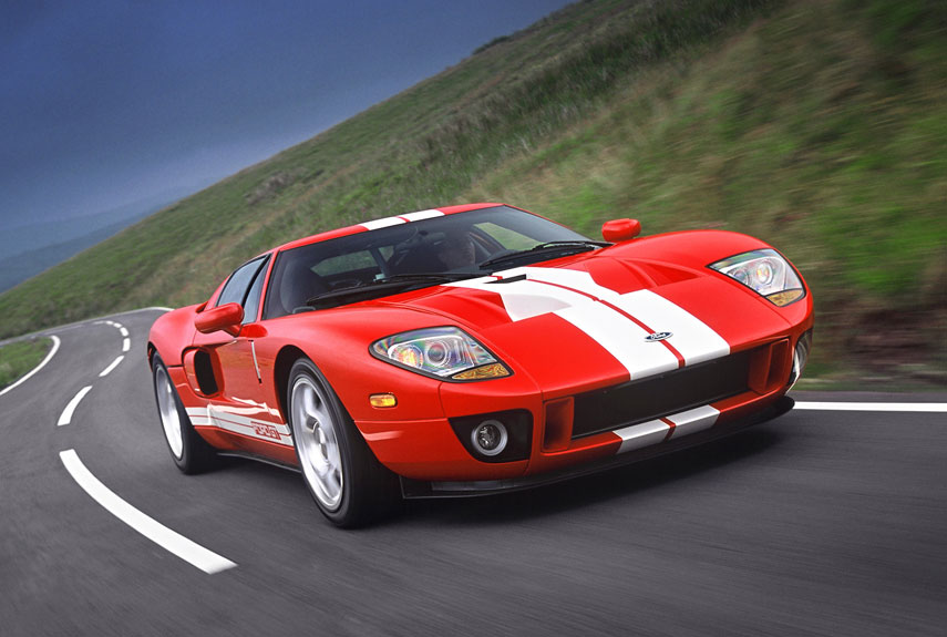 2005u20132006 Ford GT & 10 Highly Desirable Modern Day Collectoru0027s Cars markmcfarlin.com