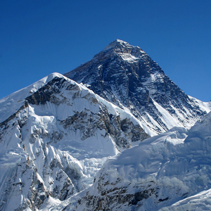 How cold does it get at the top of Mount Everest?