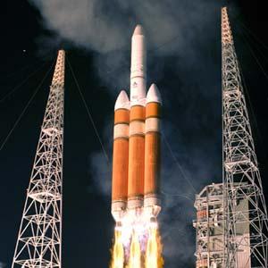 Hydrogen rocket