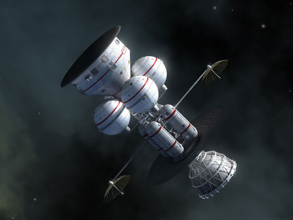 interstellar spacecraft design - photo #13