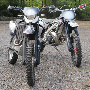 how to build an all-wheel-drive motorcycle