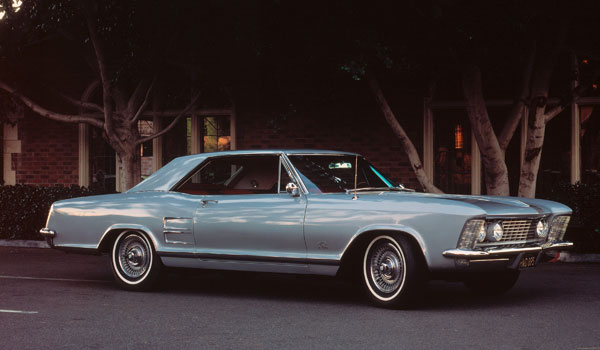 Cars That Define Buick At Age