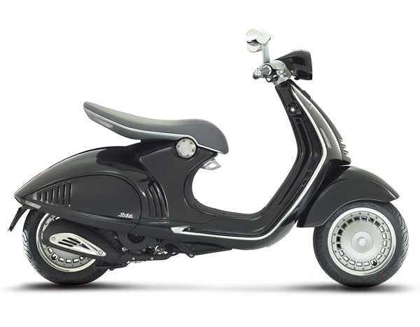 high tech scooter