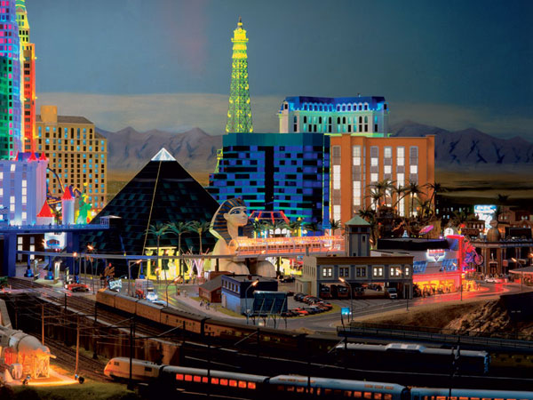 The World S Largest Smallest And Strangest Model Trains