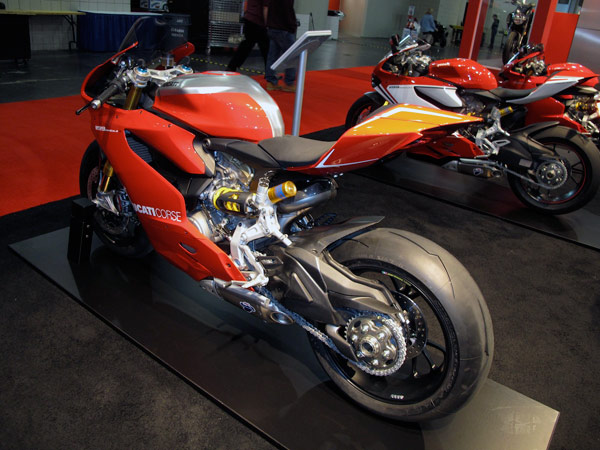 the bikes of the 2013 new york international motorcycle show