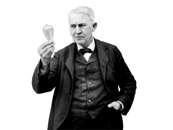 A Brief History of the Lightbulb:1874,Lighting