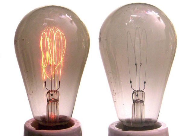 A Brief History of the Lightbulb