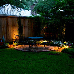 How To Put In Low Voltage Landscape Lighting