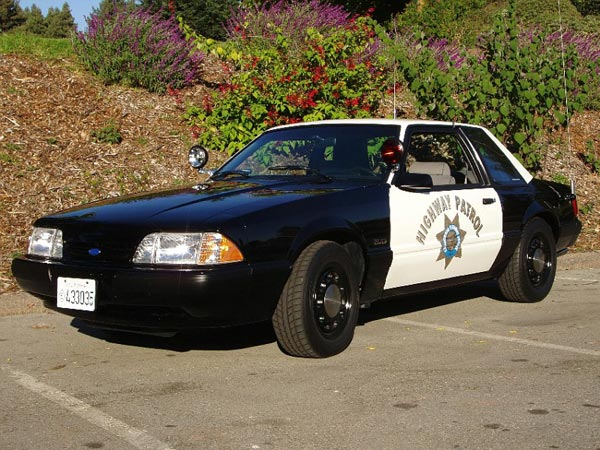 The Coolest High Performance Cop Cars