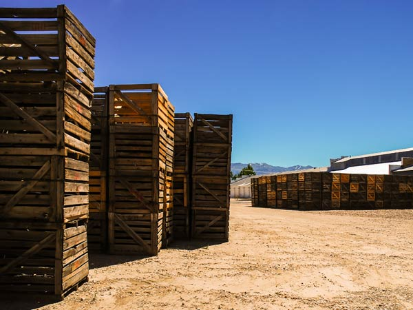 Shipping crates can be found at ports, where local companies often buy them  to resell to consumers. - Where To Find Reclaimed Wood