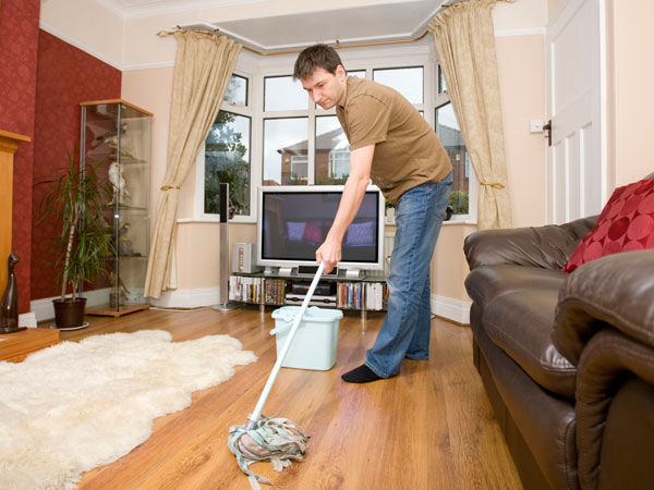 How To Clean The House 15 secrets to cleaning your home in half the time