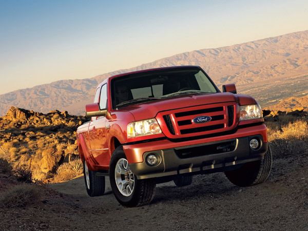 The Midsize Truck Buyer's Guide