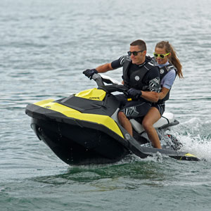 sea doo spark a throwback watercraft you can actually afford. Black Bedroom Furniture Sets. Home Design Ideas