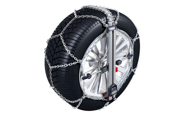 snow chains made simple thule easy fit cu 9. Black Bedroom Furniture Sets. Home Design Ideas