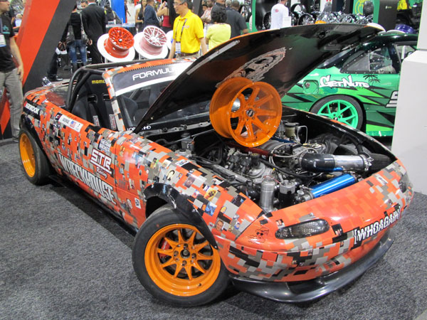 The Ugliest Cars At Sema